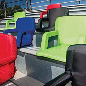 Disney Classics MickeyMinnie Mouse Ventura Portable Reclining Stadium Seat