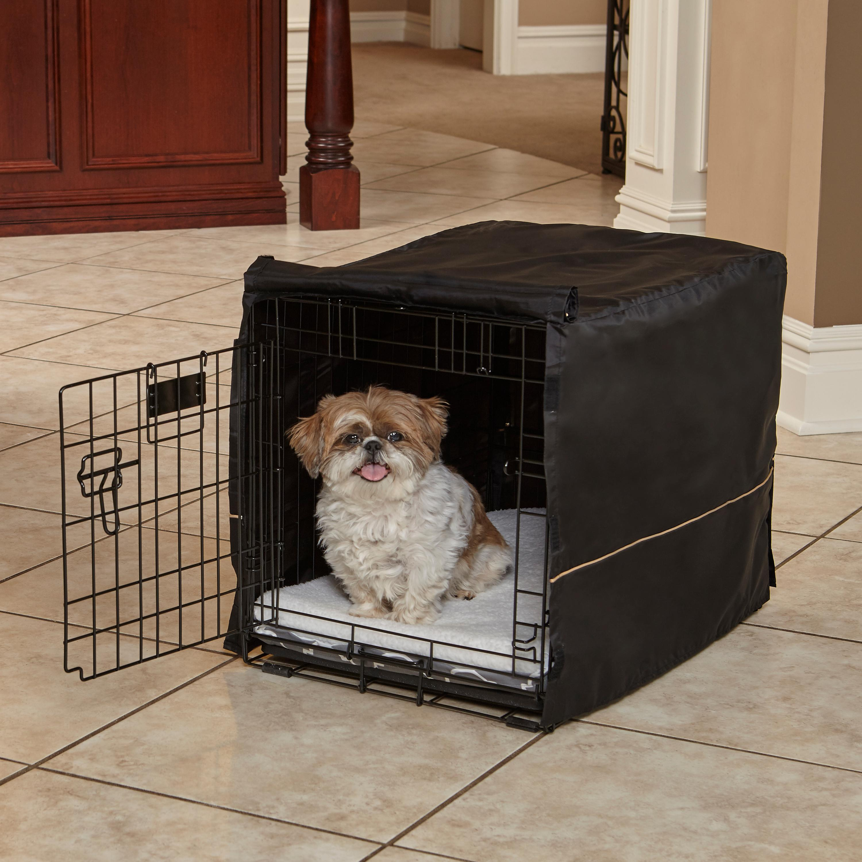 Amazon.com : MidWest Dog Crate Cover, Privacy Dog Crate