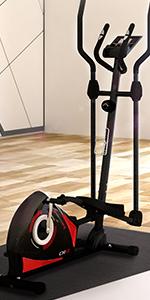 Cinta de correr F37 · Bicicleta estática CX608 · Máquina de remo RSX500 · Ergómetro ESX500 · Speedbike SX400