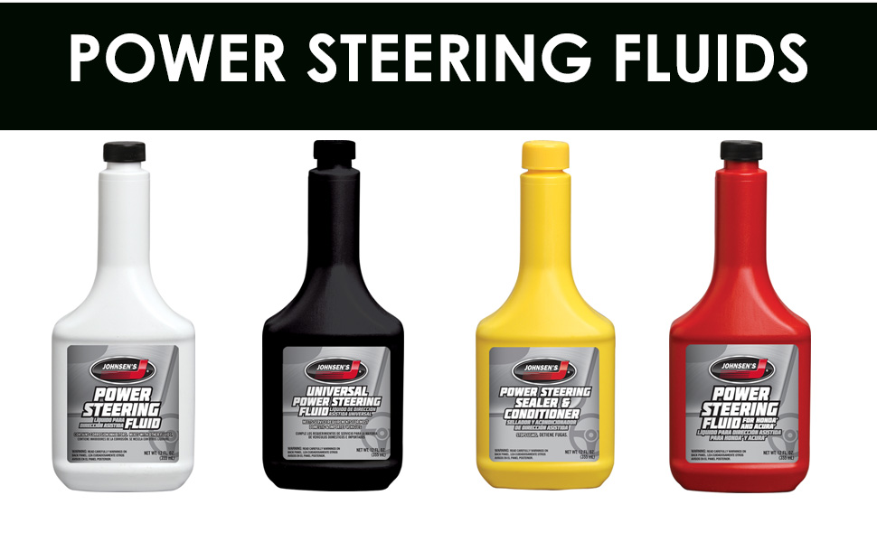 Power Steering Overview