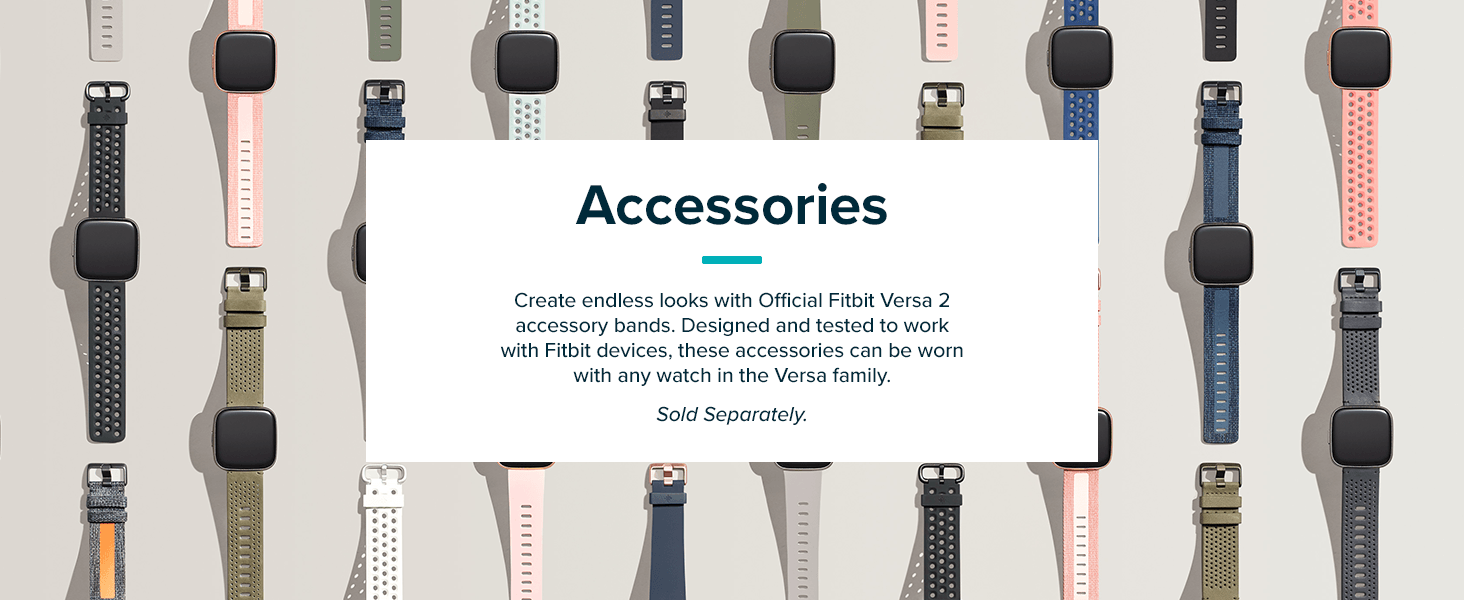 fitbit watch accessories