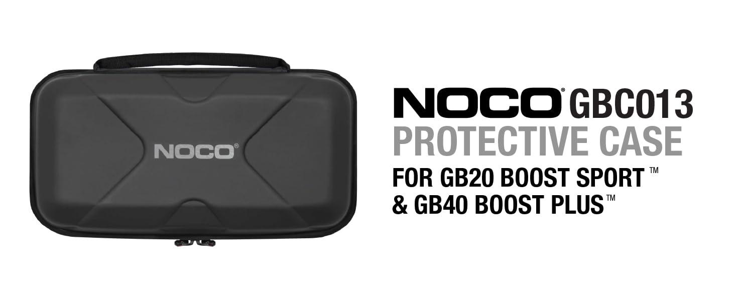GBC013, Protective Case, Boost GB20, GB40, Boost, NOCO