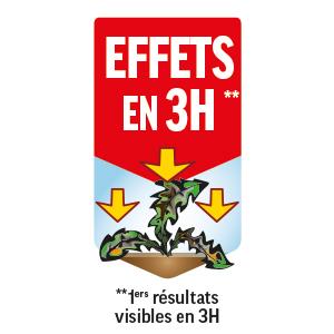 EFFET 3H ALEAVI (acide pélargonique) = 3H
