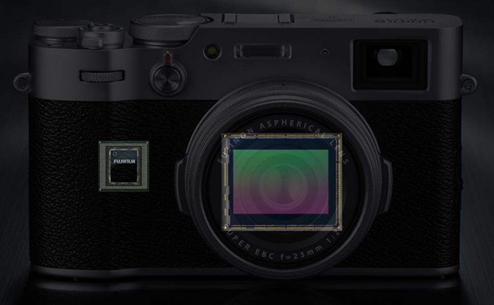 X-Trans CMOS 4;Image Sensor;APS-C;