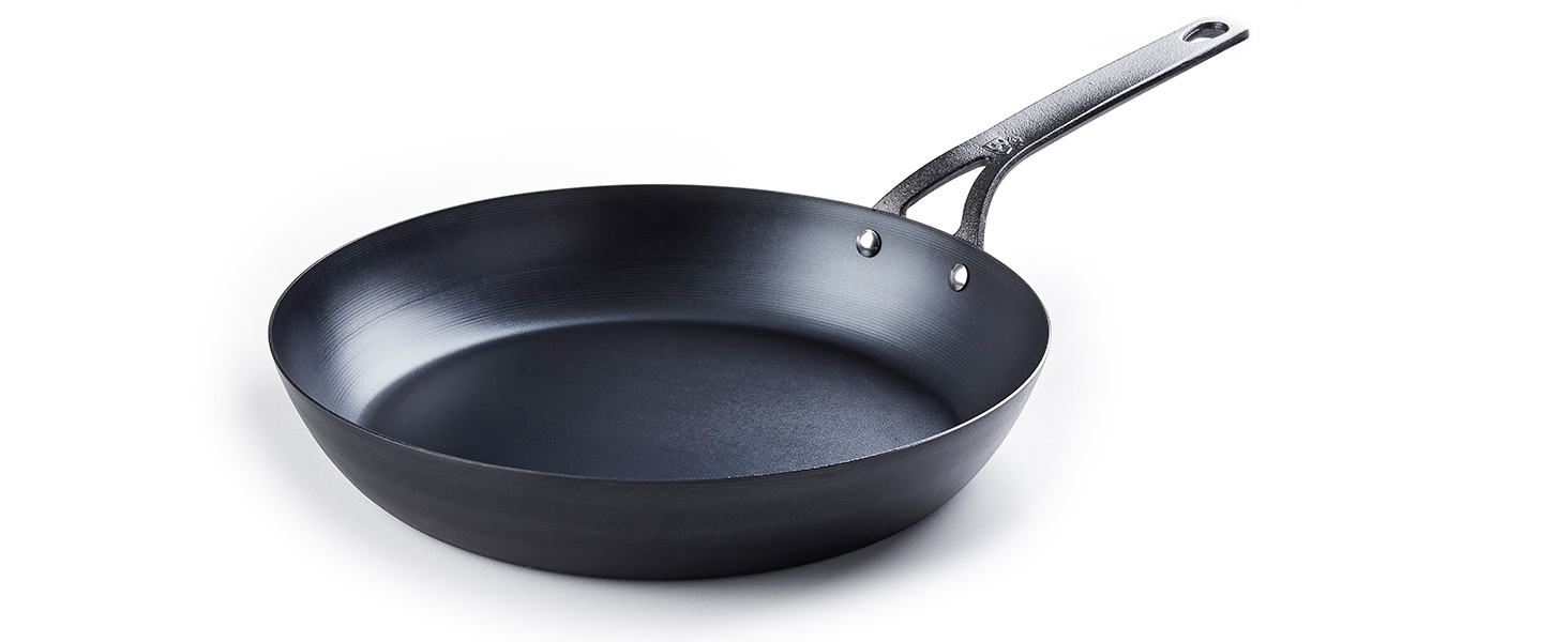 GreenPan, Black Steel, carbon steel, cookware
