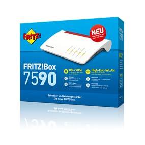 FRITZ!Box 7590 Verpackung