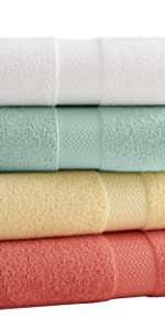 100% cotton towels;1888 mills bath towels;amazon basic towels;amazon towels;bath towels;towel sets
