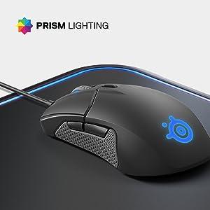 steelseries sensei 310 optische Gaming Maus beidhändig
