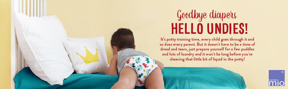 Bambino Mio potty training tips