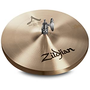 Zildjian, A Series, A Family, 14, new beat hihats, cymbal, percussion, value, professional