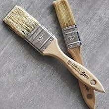 wood handled pastry brush