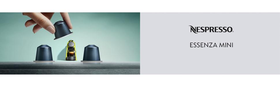 Essenza Mini De'Longhi Pure White EN85WAE