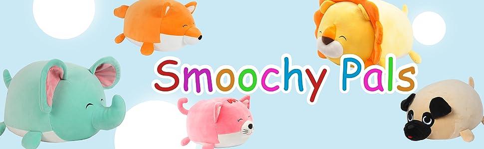 Smoochy Pals, linzy toys
