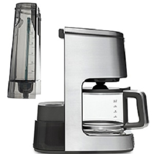 AEG KF7800 Cafetera Digital de Goteo Programable, 1100 W, 14 cups, 0 Decibeles, Acero inoxidable: Amazon.es: Hogar