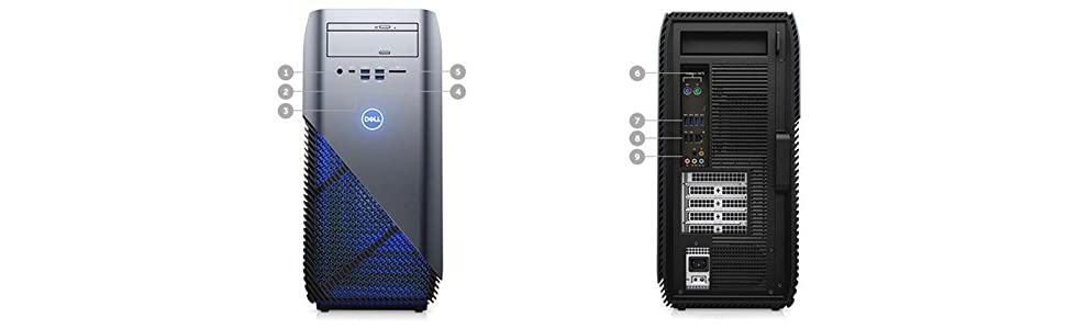 Dell Inspiron 5675 i5675-A933BLU-PUS AMD Desktop