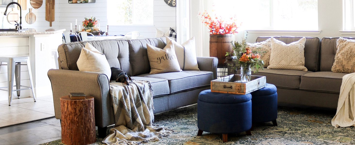 A 'Partner in Comfort' for Every Sofa