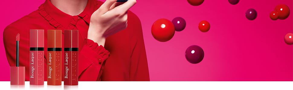 Bourjois Rouge Laque Liquid Lipstick