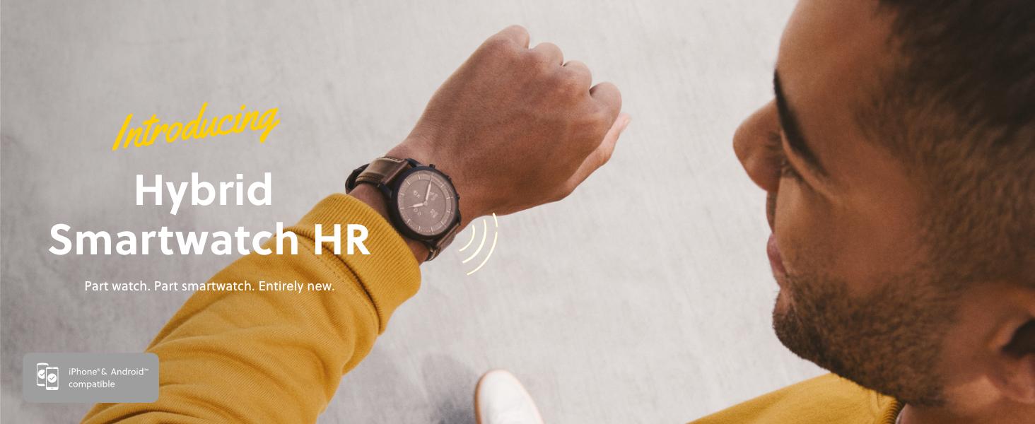 Fossil Hybrid Smartwatch HR Summer2020