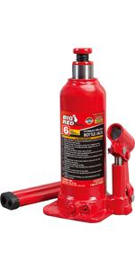 6 Ton Hydraulic Bottle Jack