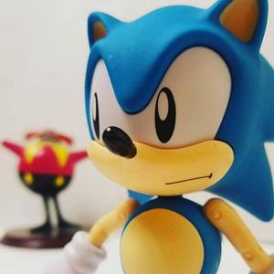 Amazon Com Sonic Classic 1991 Ultimate Figure Toys Games