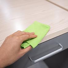 moveis mesa superficie limpeza brilho protecao silicone proauto