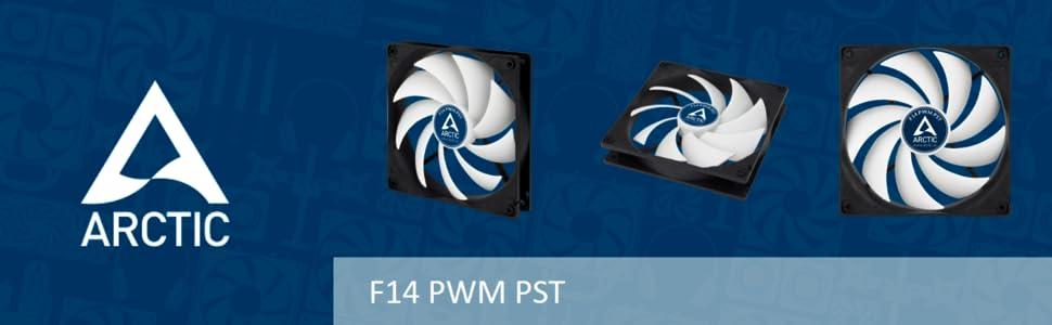 ARCTIC F14 PWM PST