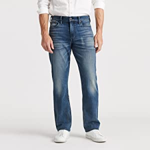 lucky jeans 363 vintage straight, lucky brand jeans men 363 vintage straight, lucky jeans 363