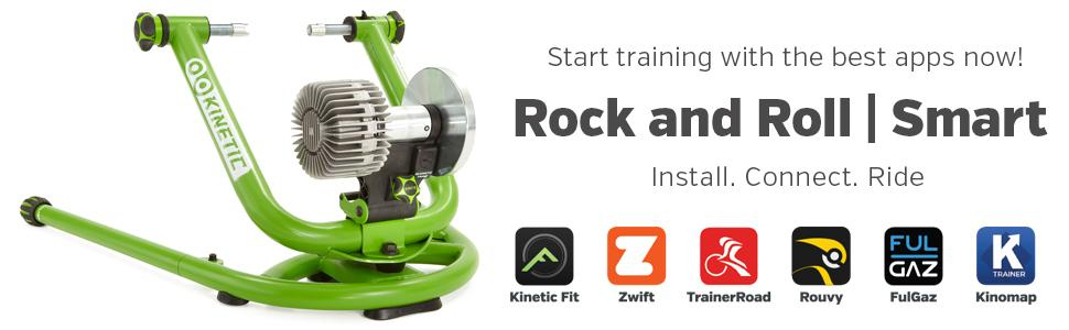 Rock and Roll Smart trainer