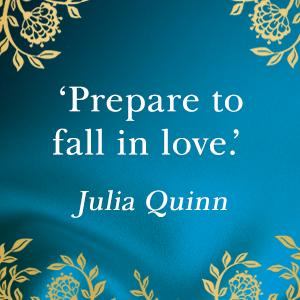 Prepare to fall in love. 5 * Review from Julia Quinn on New York Times Bestselling author Tessa Dare