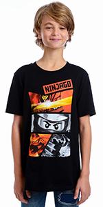 LEGO Ninjago T-Shirt Black