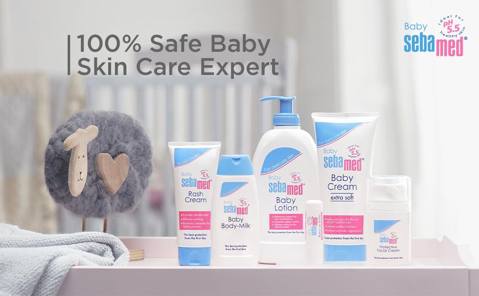 100% Safe Baby Skin Care Expert