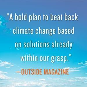 Drawdown, Paul Hawken, Tom Steyer, Climate Change, books on climate change, climate change books
