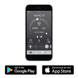 WAC, WAC Smart Fan, WAC Fan, WAC Lighting, WAC Fans, Smart Fans