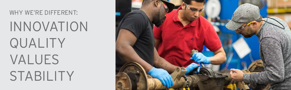 A1 Cardone 58-358 Remanufactured Water Pump