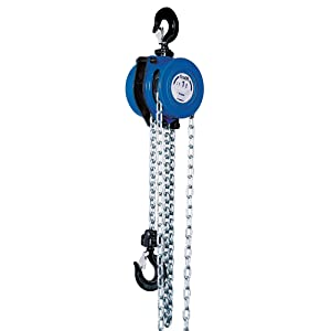 Tractel TraLift Manual Chain Hoist with Chain