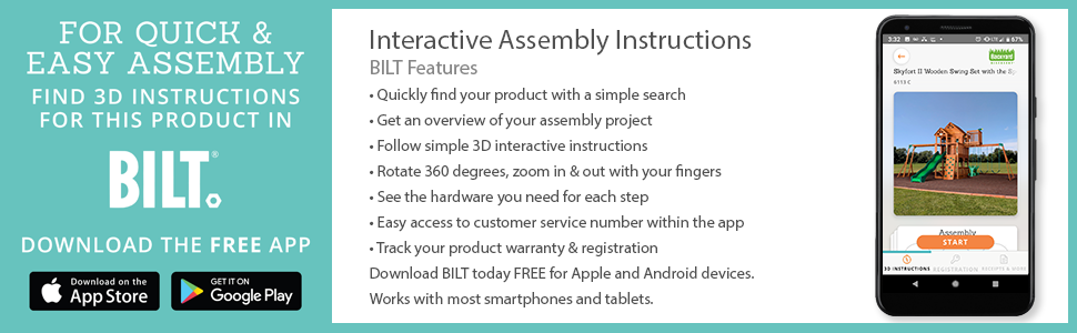 Skyfort II Interactive Assembly Instructions
