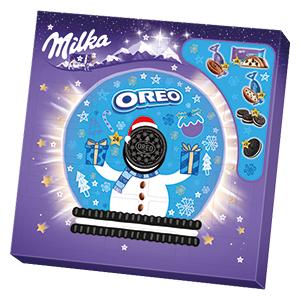 Milka Snow Mix Kalender