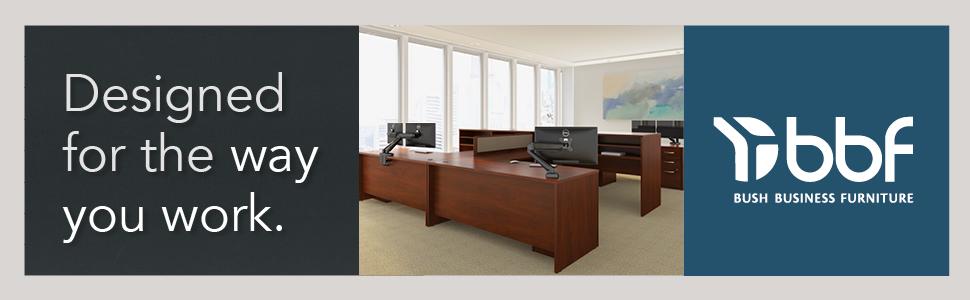 Amazon Com Bush Business Furniture Articulating Keyboard