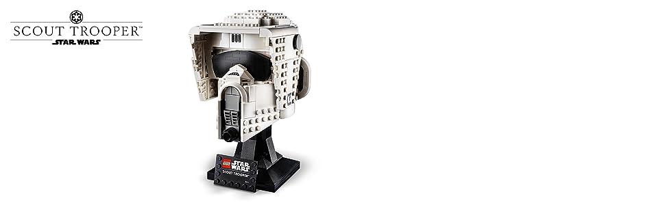 LEGO Star Wars Scout Trooper Helmet