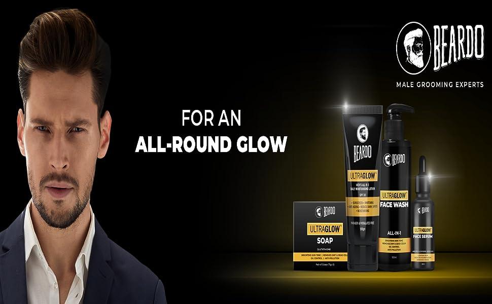 Beardo UltraGlow Range