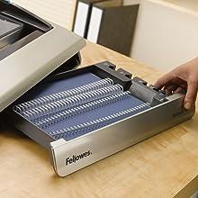 galaxy, wire binding, wire binding machine, paper binder, fellowes, wire, comb, comb binding