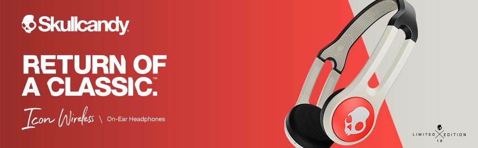 Icon Wireless - On-Ear Headphones