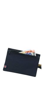 money belt clip pouch