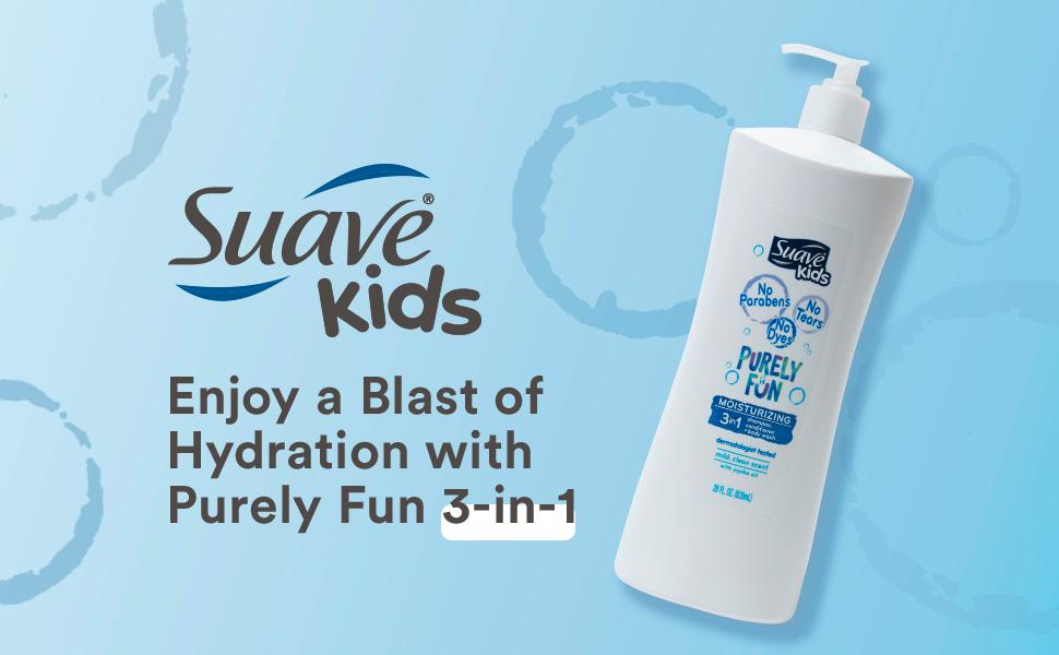 Enjoy a Blast of Hydration with Purely Fun 3-in-1