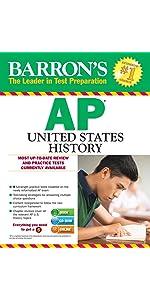 amazoncom barrons ap united states history 3rd edition