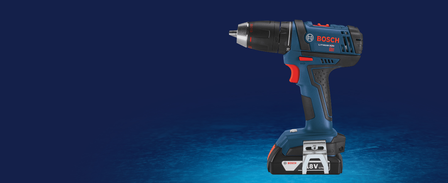 18 volt 1/2 in Drill Driver Kit