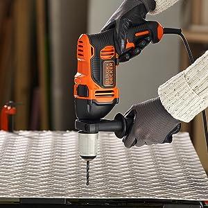 Zachte grip met anti-slip rubberen coating voor hoge veiligheid op het werk