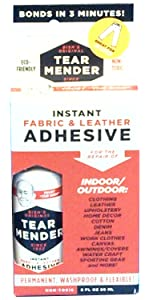 adhesive; glue; instant; patch; arts; crafts; fabric; sewing; stitching; repair; mend; tears; rips;