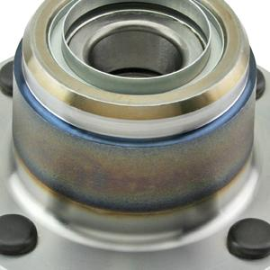 WJB, Automotive, Wheel, Hub, Assembly, Roll Formed, Seal, Heat, Treatment, Robot, Manufactured