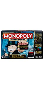 Monopoly;games;ultimate banking